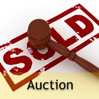 auction for vehicles that were repossessed